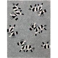 Alfombra lavable Zebra