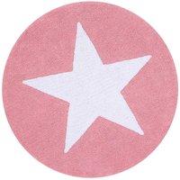 Alfombra lavable Round Big Star