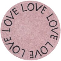 Alfombra lavable Love