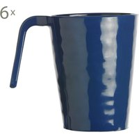 Set de 6 mugs Harmony