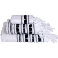 Set de 3 toallas Santorini