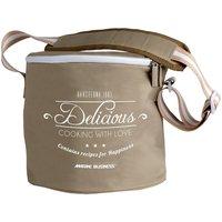 Bolsa de cocina Delicious, 27 X 24 cm