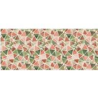 Alfombra vinílica Triangle, 150 X 65 cm