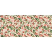 Alfombra vinílica Triangle, 175 X 74 cm