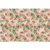 Alfombra vinílica Triangle, 196 X 130 cm