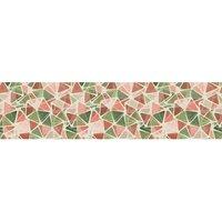 Alfombra vinílica Triangle, 250 X 64 cm