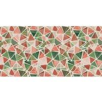 Alfombra vinílica Triangle, 97 X 48 cm