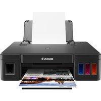 Canon PIXMA G1501 A4 Refillable Ink Tank Printer