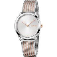 Calvin Klein Unisex-Uhren Analog Quarz