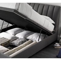 Kaydian Lanchester Upholstered Ottoman Bed Frame
