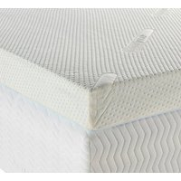Coolmax topper cover