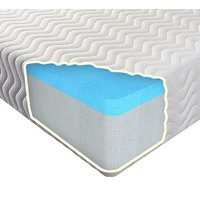 Essentials coolfoam 2500 foam mattress