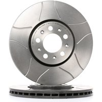 Imagine Brembo Dischi Freno Vw,audi,skoda 09.7010.76 1j0615301,1j0615301c,1j0615301k