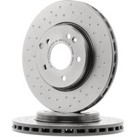 Imagine Brembo Dischi Freno Mercedes-benz 09.8411.1x 2034210312,a2034210312