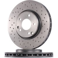 Imagine Brembo Dischi Freno Mercedes-benz 09.8304.2x 2034210512,a2034210512