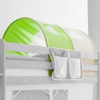 Tunnel voor hoogslapers en stapelbedden ticaa details: · wasbaar op 30 °c handwas · draadmetaal · 100% ...