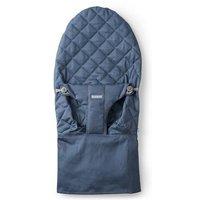 foto BABYBJÖRN Funda de asiento para hamaca Bliss Cotton azul oscuro