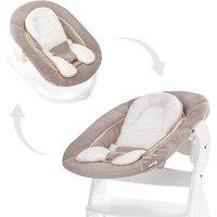 foto hauck Hamaca Baby accesorio Bouncer 2en1 Stretch Beige