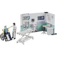 bruder bworld Krankenstation, Spielgebäude, Themenset