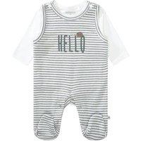 Staccato Strampler+Shirt offwhite - weiß - Gr.Newborn (0 - 6 Monate) - Unisex