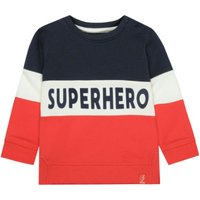 Staccato Boys Sweatshirt red - rot - Gr.80 - Jungen