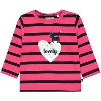 Staccato Girls Shirt rapsberry - rosa/pink - Gr.Babymode (6 - 24 Monate) - Mädchen