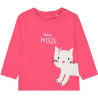 Staccato Girls Shirt raspberry - rosa/pink - Gr.Babymode (6 - 24 Monate) - Mädchen