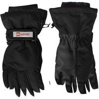 LEGO® WEAR Handschuhe LWALFRED 705 Black - schwarz - Gr.Kindermode (2 - 6 Jahre) - Unisex