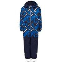 LEGO® WEAR Schneeanzug LWJORDAN 717 Blue - blau - Gr.128 - Jungen