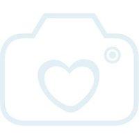 CHILDHOME Aufbewahrungsbox weiß Giraffe 32 x 20 x 20 cm - beige