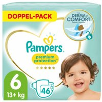 foto Pampers Premium Protection Gr. 3 Midi 46 pañales 6 a 10 kg triple pack