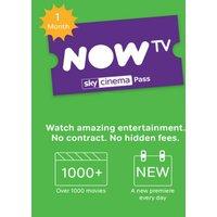 'Now Tv - 1 Month Cinema Pass