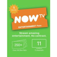 'Now Tv - 1 Month Entertainment Pass