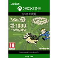 'Fallout 76 - 1100 Atoms Xbox One