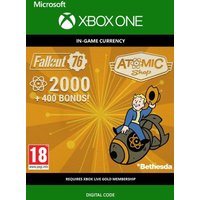 'Fallout 76 - 2400 Atoms Xbox One