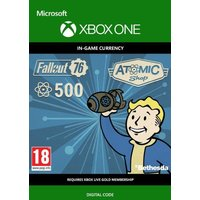 'Fallout 76 - 500 Atoms Xbox One