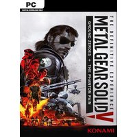 'Metal Gear Solid V 5 Definitive Experience Pc