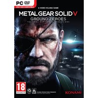 'Metal Gear Solid V 5: Ground Zeroes Pc