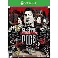 'Sleeping Dogs Definitive Edition Xbox One (uk)