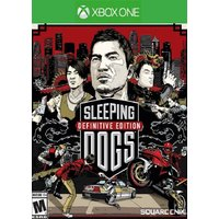 'Sleeping Dogs Definitive Edition Xbox One (us)