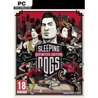 'Sleeping Dogs: Definitive Edition Pc