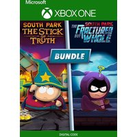 'South Park: The Stick Of Truth + The Fractured But Whole Bundle Xbox One (uk)