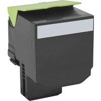 Lexmark 802XK - Extra High Yield - black - original - toner cartridge - LCCP, LRP