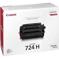 Canon CRG-724H - black - original - toner cartridge