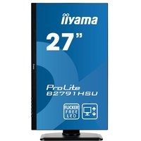 "iiyama ProLite B2791HSU-B1 - LED monitor - Full HD (1080p) - 27"""