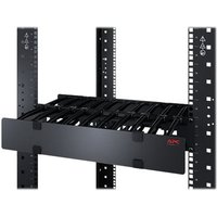 APC Horizontal Cable Manager Single-Sided with Cover rack cable management panel with cover - 1U