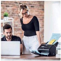 Brother ADS-3000N - document scanner - desktop - USB 3.0, Gigabit LAN, USB 2.0 (Host)