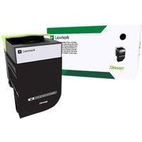 Lexmark 802SK - black - original - toner cartridge - LCCP, LRP