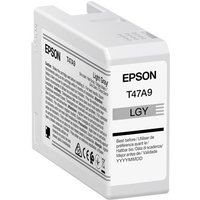 Epson T47A9 - light grey - original - ink cartridge