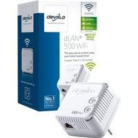 'Devolo Dlan 500 Wifi - Bridge - 802.11b/g/n - Wall-pluggable